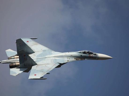 Специалисты обнаружили активность радиобуя после падения Су-27
