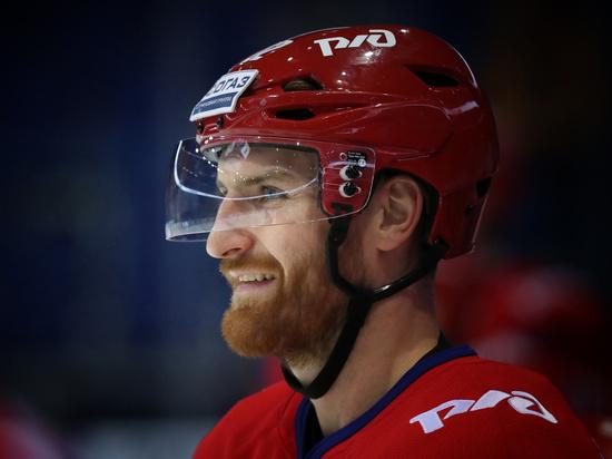 Якуб Накладал покидает ярославский хоккейный клуб