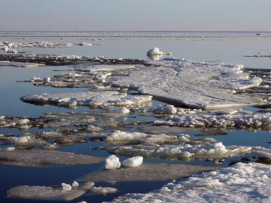 Ранний ледоход прогнозируется на реках Хабаровского края