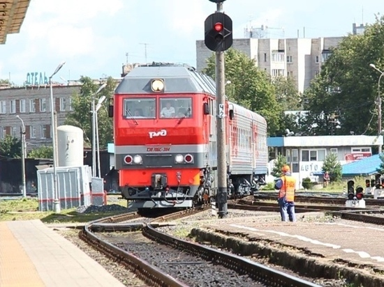 В Ярославской области из-за коронавируса начали отменять поезда