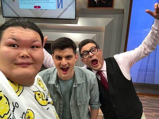 Экс-сумоист из Бурятии снялся в ток-шоу «Отцы и дети»