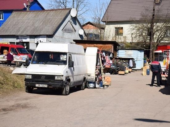 Ярмарка белорусских товаров на фоне коронавируса возмутила себежан