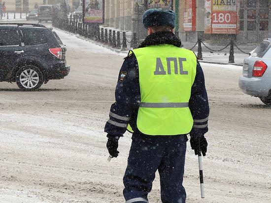 В нерабочую неделю сотрудникам ГИБДД рекомендовали реже останавливать автомобилистов