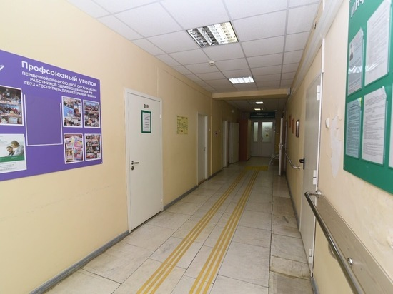 Петрозаводский госпиталь для ветеранов готовится к приему больных с коронавирусом