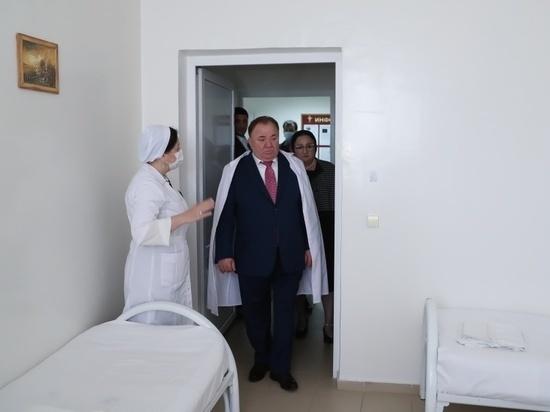 В Ингушетии на случай коронавируса развернули около сотни инфекционных коек