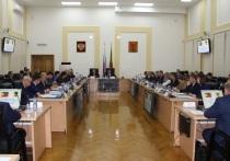 Фракция КПРФ забайкальского парламента покинула заседание