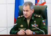 Шойгу сообщил о строительстве армейских центров по борьбе с коронавирусом