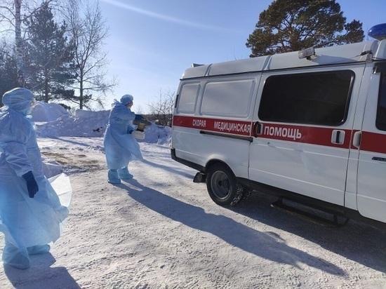 В Томской области выявлен второй заболевший коронавирусом