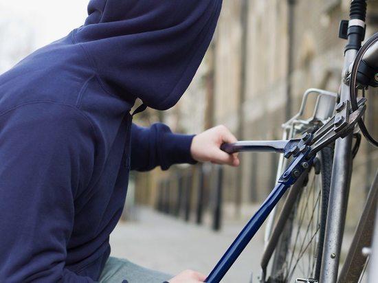 В Иванове активизировались велосипедные воры