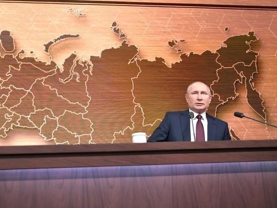 График поездок Путина сократили из-за коронавируса
