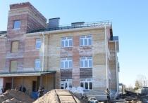 Не сбавляя темпов: летом завершится возведение двух детских садов в Вологде