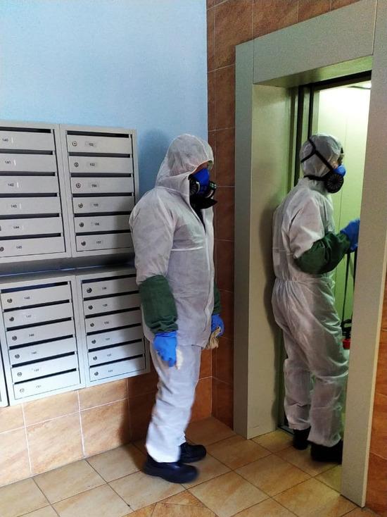 В Серпухове мобилизованы все службы по недопущению распространения инфекции коронавируса