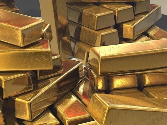 В Шереметьево нашли выпавшие из багажа два слитка золота