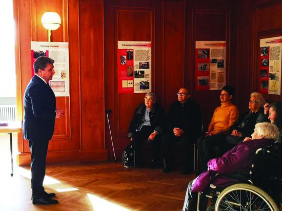 Германия: Выездной консульский приём в Штургарте при соблюдении всех мер безопасности