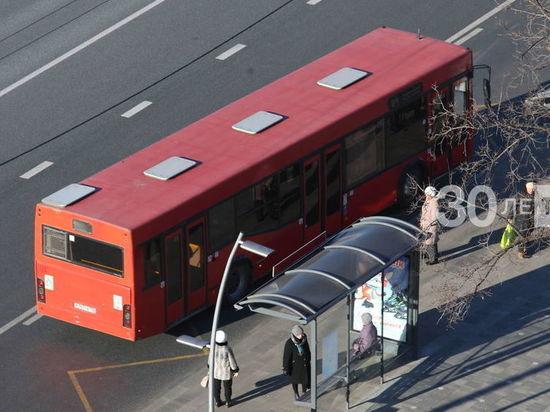 В нерабочую неделю график работы общественного транспорта Казани изменится