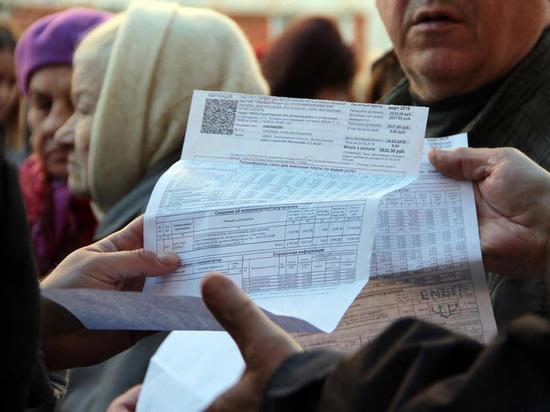 Крымчан неприятно удивили платёжки за вывоз мусора