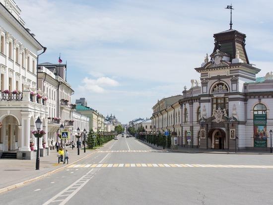 До конца марта в Казани будет тепло и без осадков