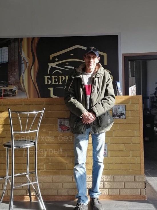 Актер Игорь Савочкин «сбежал» из столицы в Серпухов