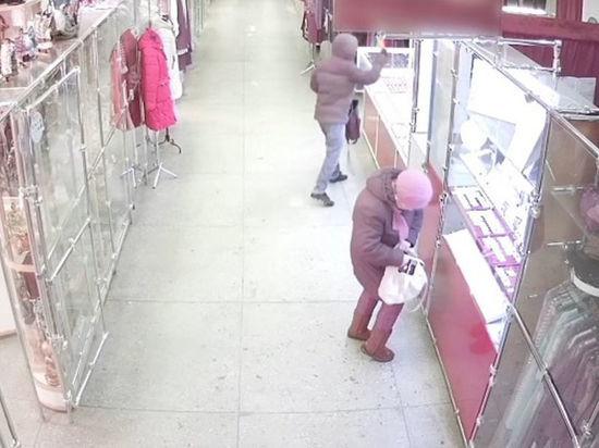 Налётчик из Томска ограбил ювелирный магазин в Кузбассе