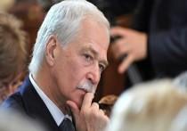 Грызлов: Киев сорвал переговоры по урегулированию ситуации в Донбассе