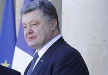 Порошенко назвал чрезвычайной ситуацию с коронавирусом на Украине