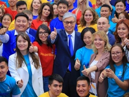 Десятки тысяч казахстанцев вовлечены в волонтерскую деятельность