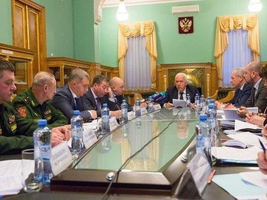 Михаил Ведерников вошел в окружной штаб по борьбе с коронавирусом