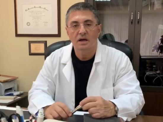 Доктор Мясников объяснил, почему пожилые люди умирают от коронавируса