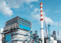 На Омском НПЗ продолжается строительство комплекса переработки нефти