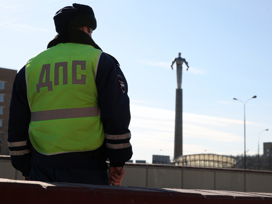 В Москве резко снизилось число задержанных нетрезвых водителей