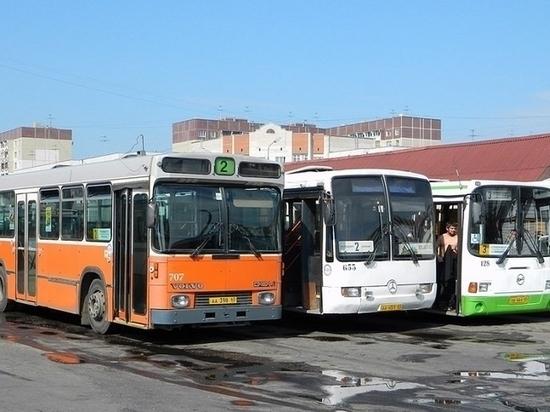 Автобусы в Пскове на нерабочей неделе будут ходить реже