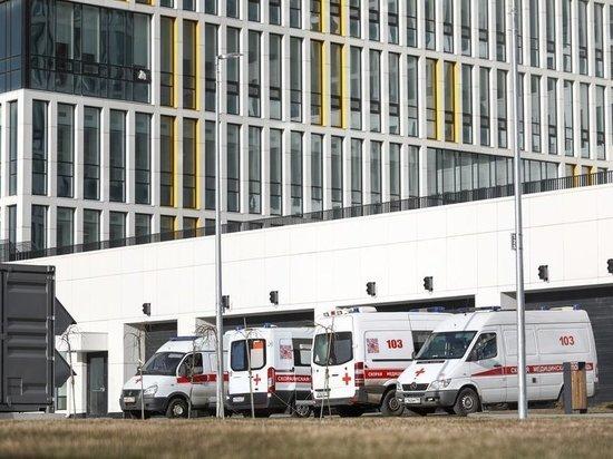 Еще один зараженный коронавирусом умер в России