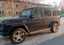 В Хакасии обнаружен автомобиль, разыскиваемый Интерполом