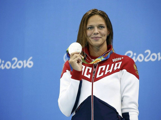 Ефимова: Было в планах поплавать еще год, так что буду готовиться к ОИ