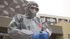 Минобороны показало работу российских вирусологов в Италии: видео