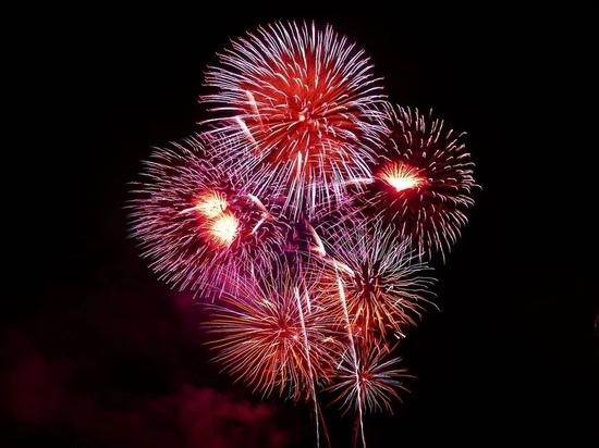 Фейерверки на 9 мая и День города обойдутся Пскову в 730 тысяч