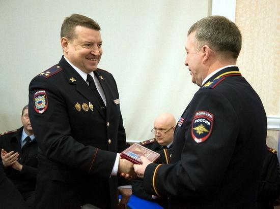 Главный воронежский полицейский показал своего нового заместителя