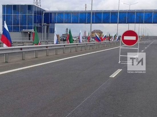 На трассе Казань-Оренбург введут ограничение на проезд автотранспорта