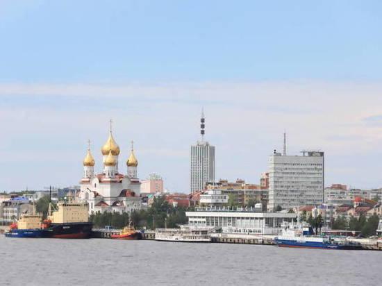 Архангельск снова поучаствует в акции «Час Земли»