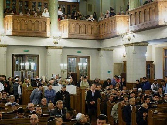 Московская хоральная синагога запустила акцию «подвешенная маца»