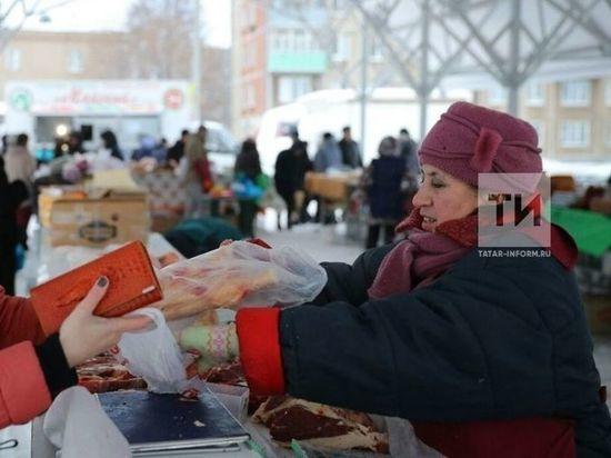 В Татарстане отменили весенние ярмарки