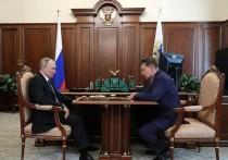 Миллер доложил Путину о возможности полной газификации Бурятии