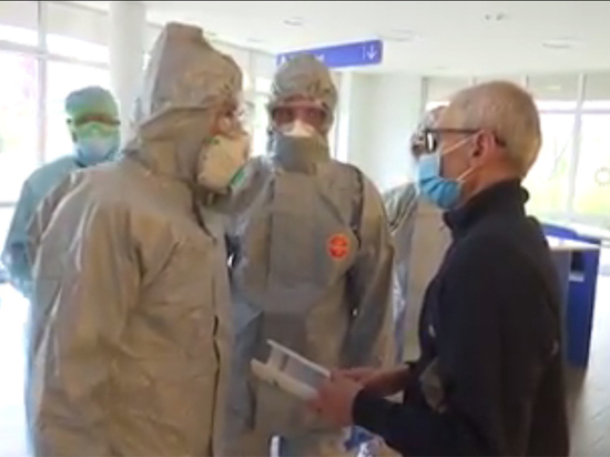 Выяснилась специфика работы российских специалистов в итальянском Бергамо