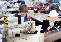 Новочебоксарская швейная фабрика запустила производство трикотажных масок