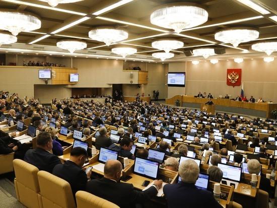 """Госдума и СФ примут """"антикоронавирусные"""" законы 2 апреля"""