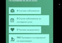 Летальных исходов из-за коронавируса в Псковской области нет