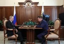 Глава «Газпрома» доложил о готовности газифицировать Забайкалье