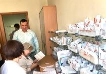 В Новокузнецке запустили производство медицинских масок