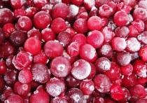 Иркутские врачи получили 150 килограммов замороженных ягод
