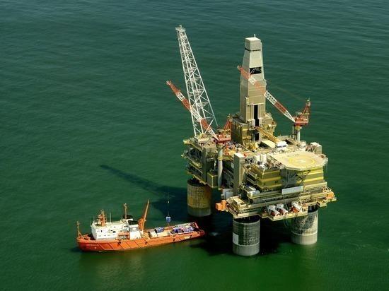 Стоимость нефти из Мексики опустилась до $13 за баррель
